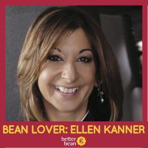 Bean Lover - Ellen Kanner